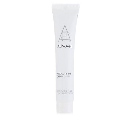 ALPHA-H Absolute Eye Cream SPF 15 20ml