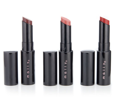 MALLY BEAUTY INSPIRE ME Lippenstift Trio 3x 2,8g
