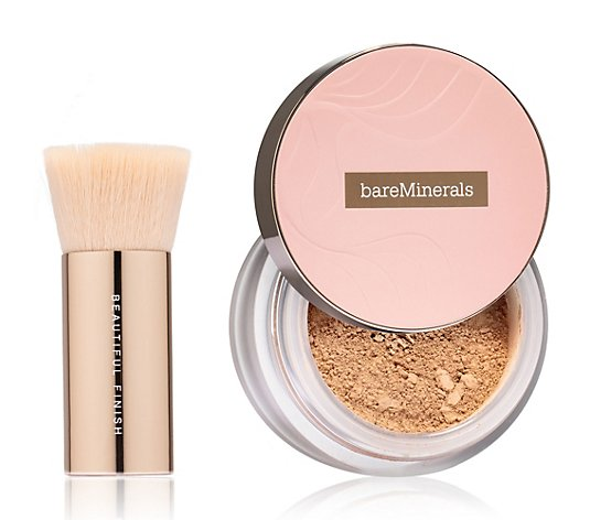 bareMinerals® Original Foundation Deluxe Collectors Edition 18g mit Pinsel