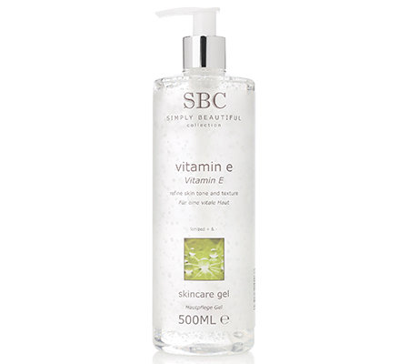 SBC Vitamin E Skincare Gel 500ml