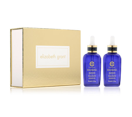 ELIZABETH GRANT WONDER EFFECT Night Concentrate Duo je 90ml