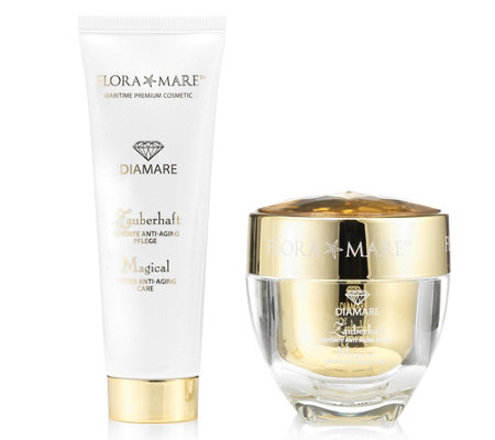 FLORA MARE DIAMARE Zauberhaft-Duo Tiegel & Tube je 50ml