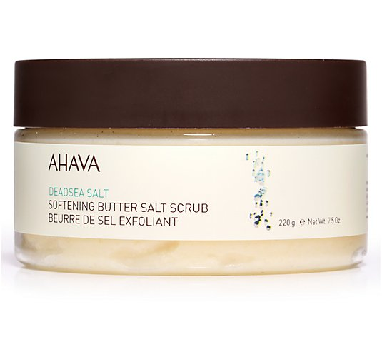 AHAVA Softening Butter Salt Scrub 220g