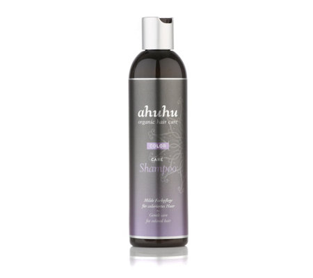ahuhu organic hair care Color Care Shampoo für Farbschutz, 300ml