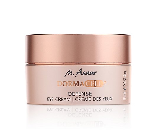 M.ASAM® Dormacell Defense Eye Cream Augencreme 15ml