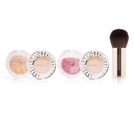 bareMinerals® Luxurious Necesseties 3tlg. Set mit Orig. Foundation als limitierte Edition