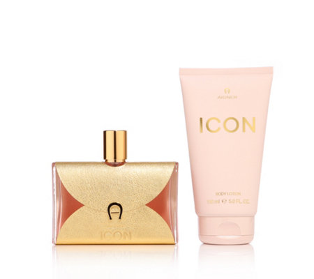 AIGNER Icon Duft- & Pflege EdP 100ml & Bodylotion 150ml