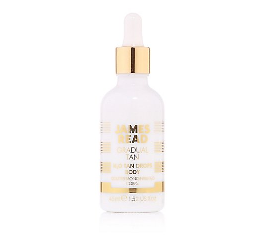JAMES READ Selbstbräuner H2O Tan Drops Body 45ml