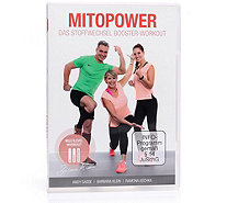 NUTRALINEA Mito-Power Workout-DVD - 272494