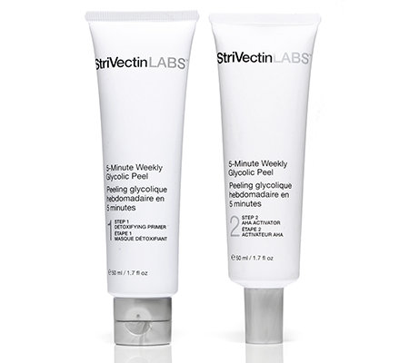 StriVectin LABS 5-Minute Weekly Glycolic Peel 2x 50ml