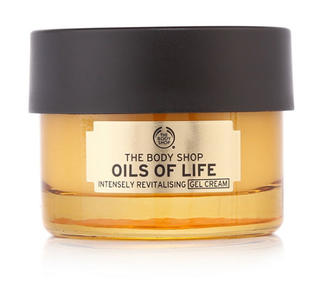 THE BODY SHOP® Oils of Life™ Revitalisierende Gel-Creme 50ml