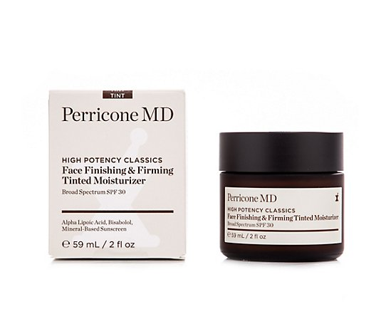 DR. PERRICONE High Potency Classics Face Finishing & Firming Tinted Moisturizer, 59ml