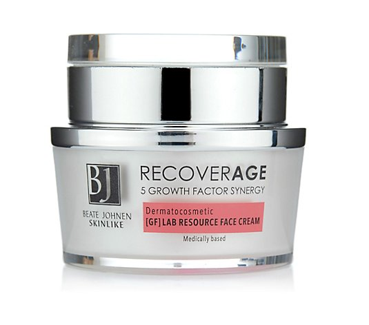 BEATE JOHNEN SKINLIKE RecoverAge Lab Ressource Face Cream 50ml