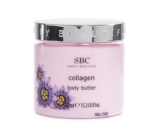 SBC Collagen Körperbutter 450ml