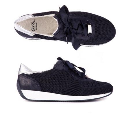 ARA Damen Sneaker Lissabon Fusion 4 Austauschfußbett —
