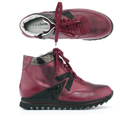 Gefütterte Boots im Fabric Mix kaufen | s.Oliver Shop