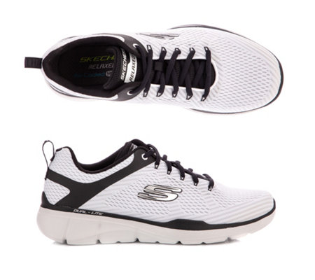SKECHERS Herren Sneaker Equilizer 3.0 Textil & Mesh Memory Foam —