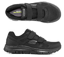 SKECHERS Herrenseaker Flex Advantage 1.0 Textil Memory Foam - 317517