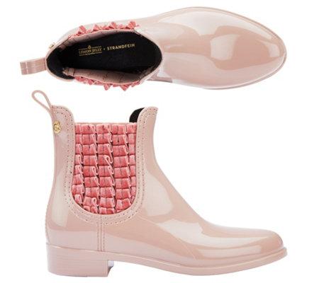 STRANDFEIN Designermode by Lemon Jelly Chelsea Boots Gummi —