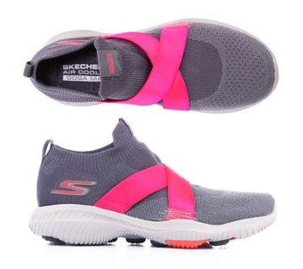 SKECHERS Damensportschuh by Barbara Klein Go Walk Revolution Goga Mat  Technologie - 317784 86bba2308e