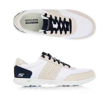 Weiß — SKECHERS — Schuhe —