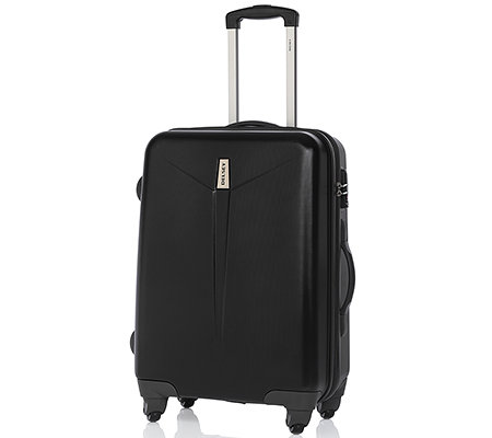 DELSEY Trolley Abstract ABS 4x360° Rollen, TSA ca. 64x44x25cm