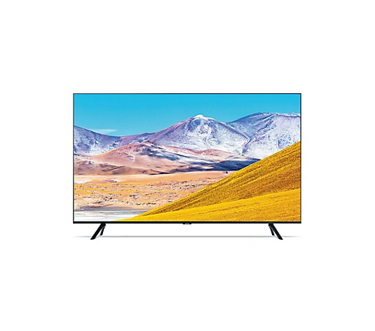 SAMSUNG 138cm Smart TV UHD Crystal Display 4k Upscaling 2.100 PQI, HDR