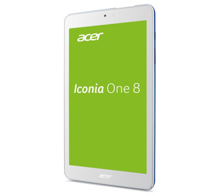 ACER Iconia One 8 20,32cm Tablet PC Quad-Core, 16GB Android 7.0, WLAN