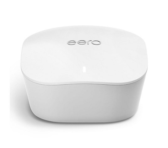 AMAZON eero WLAN-Mesh-Router/ Extender, 2er-Set 4GB, 512MB RAM Alexa-kompatibel
