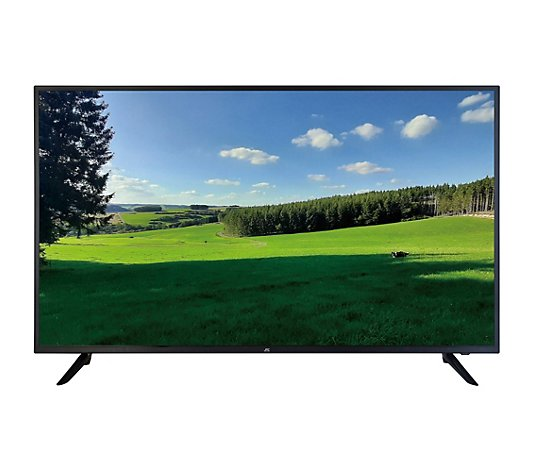 JTC 139cm Smart TV 4K Ultra HD, Triple Tuner, Android TV USB-Wiedergabe