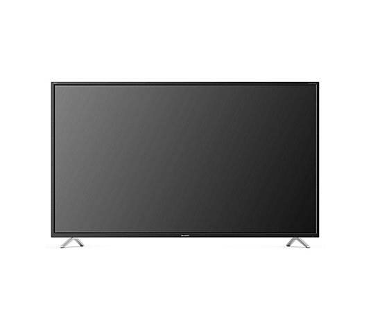 SHARP 139cm Android TV 4K Ultra HD Harman-Kardon Lautsprecher System