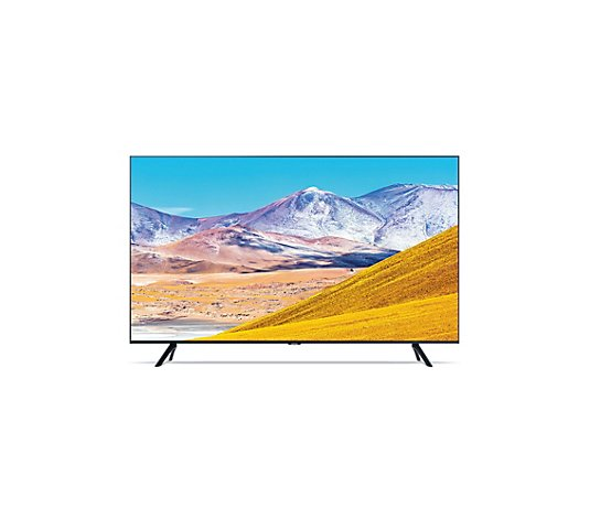 SAMSUNG 125cm Smart TV UHD Crystal Display 4k Upscaling 2.100 PQI, HDR