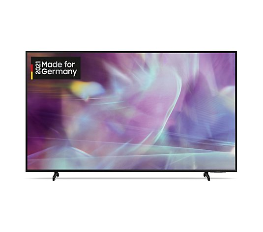 SAMSUNG 163cm TV 4K UHD LED-Crystal Display Smart TV