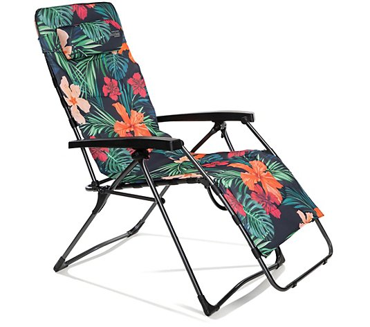 Westfield Xl Relaxliege Multicolor Design Belastbar Bis 140kg 5j Herstellergarantie Qvc De
