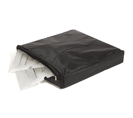 hot seat sitzkissen inkl heizkissen transportabel. Black Bedroom Furniture Sets. Home Design Ideas