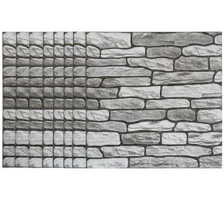 Kreativ Set Wandsticker Stein Optik Ca 30x30cm 8tlg Page 1 Qvc De