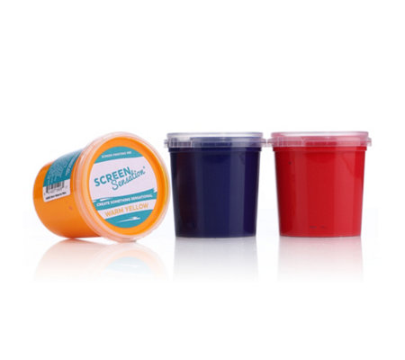CREATE AND CRAFT Screen Sensation® Farben-Set 3x 155ml. 3tlg.
