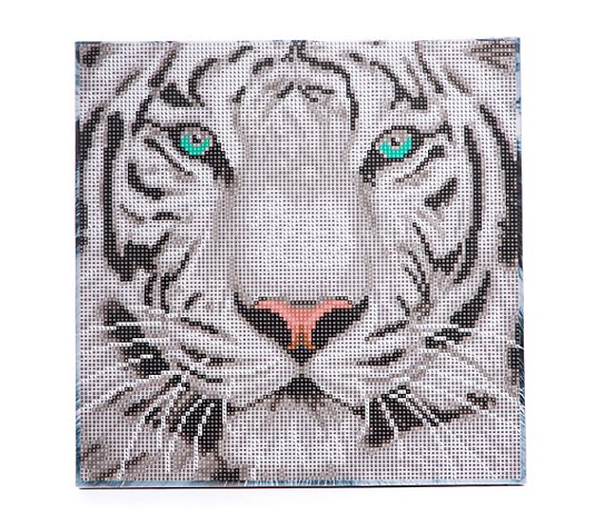 CRAFT BUDDY Diamond Painting Bild 30x30cm zum Nachlegen 8tlg.