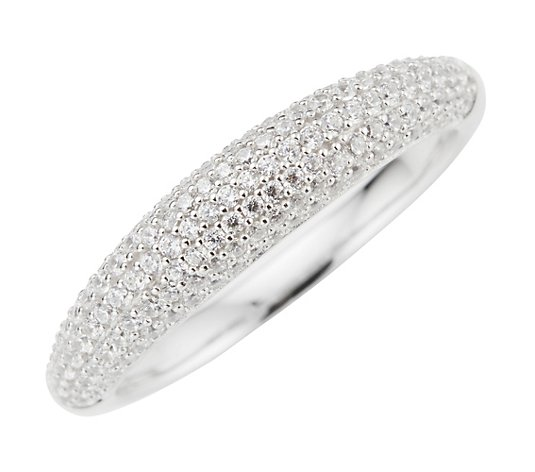 DIAMONIQUE® TRENDS Ring = 1,08ct poliert