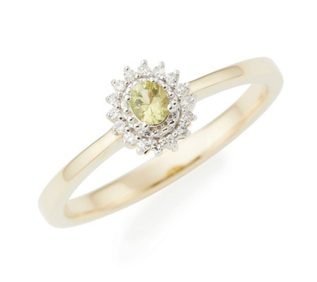JEPARA Pallavin 0,09ct Ring Diamanten 0,05ct Gold 585