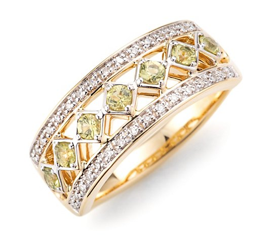 JEPARA Pallavin Ring zus. ca. 0,28ct Diamanten 0,08ct Gold 585