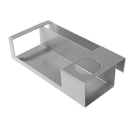 bett organizer zum einh ngen pulverbesch metall ca. Black Bedroom Furniture Sets. Home Design Ideas