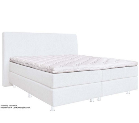BODYFLEX BOXSPRING Latex-Topper für Boxspringbetten