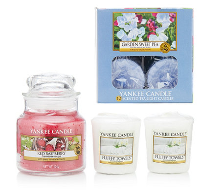 yankee candle duftkerzen schnupper set brenndauer 15tlg page 1. Black Bedroom Furniture Sets. Home Design Ideas