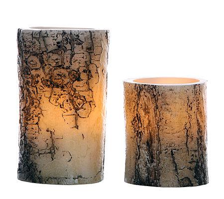 Flammenlose Kerzen
