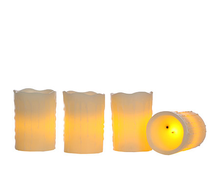 elambia flammenlose kerzen d mmerungssensor timerfunktion 4 tlg page 1. Black Bedroom Furniture Sets. Home Design Ideas