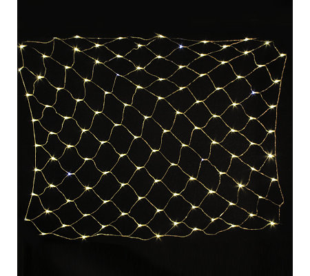 Lichterketten Netz