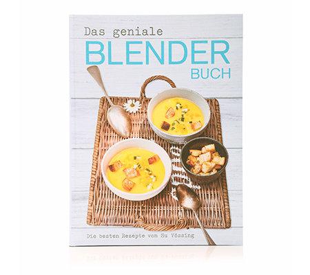 Kitchenaid Rezeptbuch Für Stabmixer Blender 80 Rezepte 160 Seiten Qvcde