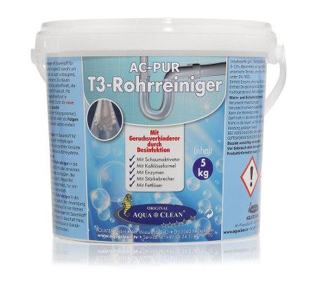 Zeer AQUA CLEAN PUR Reiniger für Rohre & Abflüsse mit Desinfektion 1x IW42
