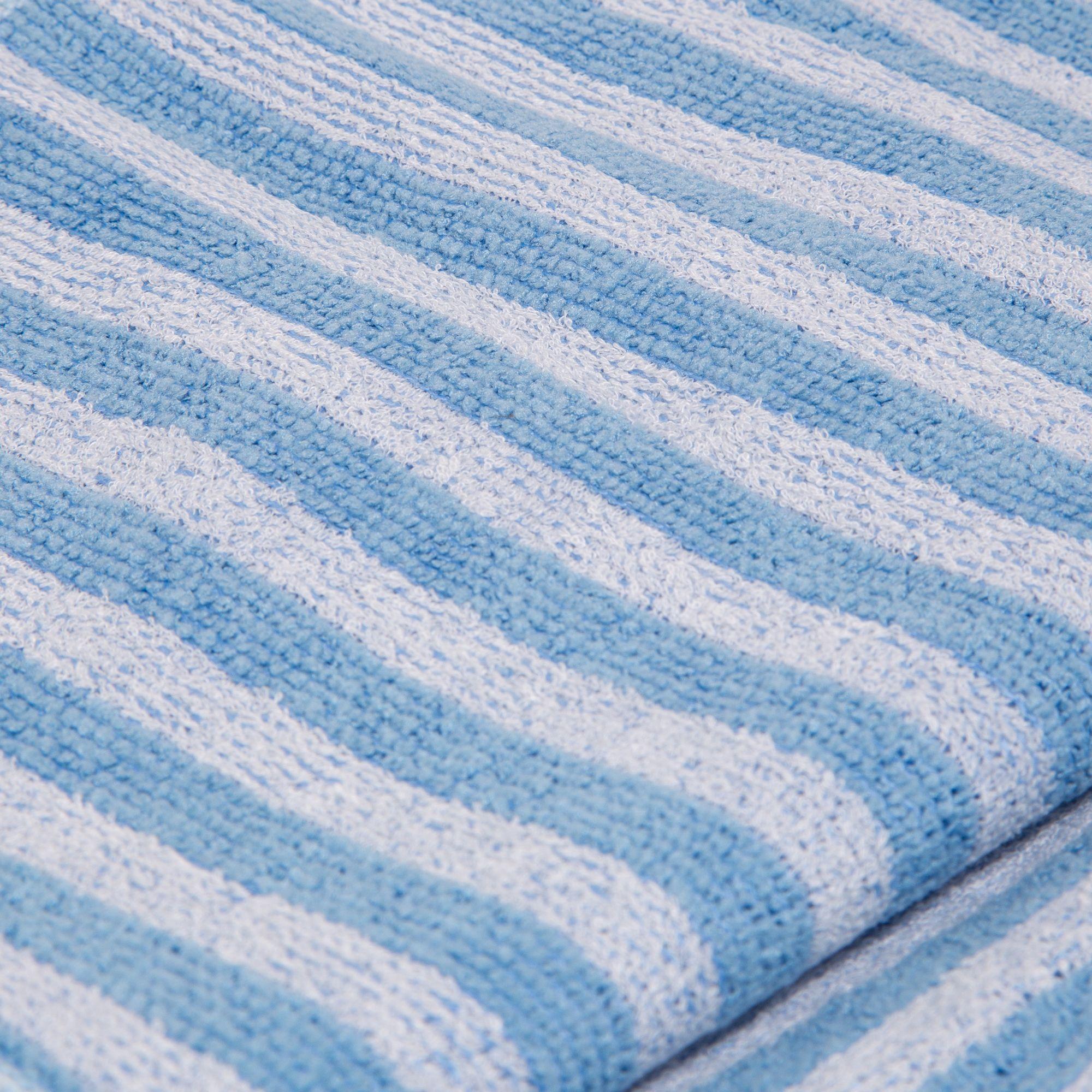 DAS BLAUE WUNDER® Extra Bodentücher mit Bambusfaser extrem saugfähig 20tlg.    QVC.de